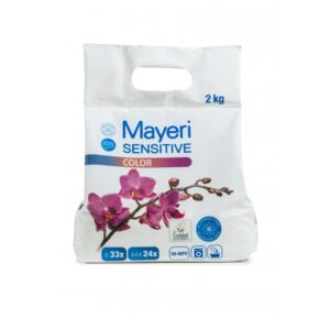 Pesupulber Mayeri Sensitive Color 8KG! (4x2kg) 1/1